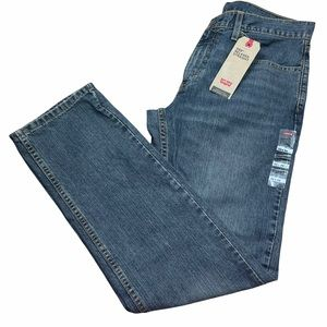 Levi's 559 Relaxed Fit Straight Leg Jeans 33X34